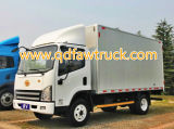 Faw 3-5 Tons Lorry 밴 Truck