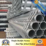 Большой диаметр Hot-Dipped оцинкованных CS Сварные стальные трубы размера