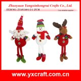 크리스마스 훈장 (ZY14Y492-1-2-3 25CM) 크리스마스 패턴