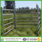frontière de sécurité de ferme de 1.8mx2.1m/panneau de bétail/panneaux yard de bétail