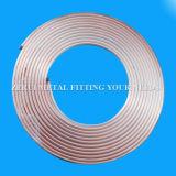 Nahtloses kupfernes Gefäß des Wasser-As1432 für Rohrleitung und Gas