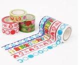 Cinta impresa cinta impresa de encargo del embalaje de BOPP para el lacre del cartón