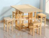 فراغ توفير يطوي [بوتّرفلي تبل] 4 كرسيّ مختبر