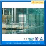 Prezzo ultra chiaro di vetro Tempered di sicurezza (3mm 4mm 5mm 6mm 8mm 10mm 12mm 15mm 19mm spessi)