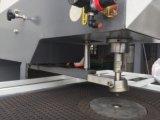 Perforatrice di vetro orizzontale standard del Ce