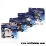 attrait doux en plastique de pêche d'alose de la vitesse 10.7g de 122mm
