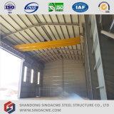 중국에서 고층 Prefabricated 강철 구조물 건물