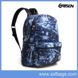 L'école avec double sac bandoulière