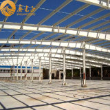 Низкая стоимость и Быстр-Собирая полуфабрикат стальной пакгауз конструкции (SSW-47)