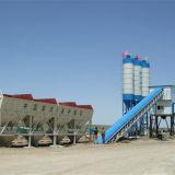 Installatie Batcher van het Type van Transportband van de riem de Concrete voor Bouw (Hzs90)