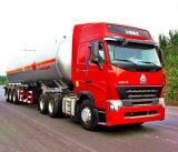 59.7 Cbm CNG 탱크 트레일러/액화천연가스 탱크 트레일러/LPG 탱크 트레일러