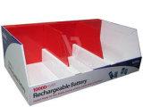 Caixa de cor ondulada da caixa de papel para os produtos que mostram a exposição do indicador o artigo diário do fundamento do producto das necessidades (D29)