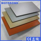 feuille en plastique d'aluminium de 3mm d'usine de la Chine
