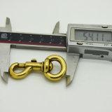鎖カラー袋12mmのための金属の旋回装置のスナップのホック