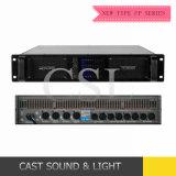 プロ可聴周波健全な専門の電力増幅器Fp10000q