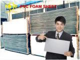 Feuille 8mm de mousse de PVC de constructeur de la Chine