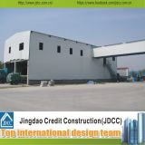 Almacén prefabricado de la estructura de acero del superventas profesional y