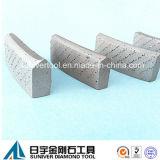 Segmento de broca Arix Tech Core para perfuração de concreto armado