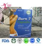Nourriture biologique de la brûlure 7 amincissant des capsules de perte de poids