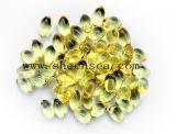 L'huile de poisson Softgel capsule la tablette de la nourriture biologique EPA+DHA Softgel 1000mg oblongue