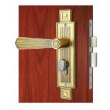 Bloqueos determinados de la maneta de la placa de la mortaja del bloqueo SUS304 de entrada de la alta seguridad de la palanca antioxidante de la puerta para la puerta interior