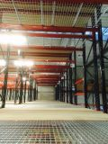 Depósito de mezanino de armazenamento Multi-Tiers Sistema empilhar paletes