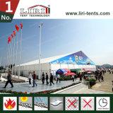 3000 personnes impressionnante exposition tente avec décoration pour partie d'exposition extérieur