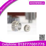 Il piccolo attrezzo di dente cilindrico dell'acciaio inossidabile di precisione, Metal il doppio attrezzo di dente cilindrico planetario/attrezzo dispositivo d'avviamento/della trasmissione
