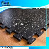 De RubberMat van uitstekende kwaliteit van de AntiVloer van de Geschiktheid Staic