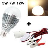 E27 6W 100-240V LED Licht (BQ204)