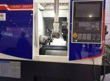 6 인치 유압 물림쇠를 가진 Mazak 스위스 유형 CNC 선반 기계 CNC 포탑