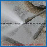 Producto de limpieza de discos de tubo de alta presión de jet del tubo del tubo de la arandela industrial de la limpieza