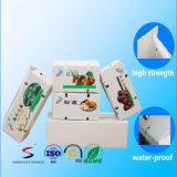 Caixas plásticas da fruta e verdura Recyclable do Polypropylene dos PP da caixa de Corflute do Polypropylene da caixa