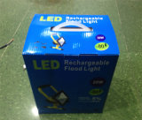 Reflector de 10W 20W 30W 50W recargable del LED