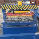 Azulejo popular del material de construcción de la cubierta de suelo que hace la maquinaria