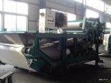 Equipamento de desidratação de lodo Filtro de cinturão Máquina de imprensa