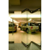 Стены стеклянной перегородки Folidng для офиса
