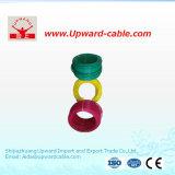 Fio UL1015 de cobre contínuo isolado PVC para o edifício