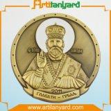 Монетка возможности металла Antique конструкции клиента