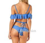 Сексуально с бразильянина Бикини женщин купального костюма Swimsuit Бикини плеча