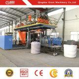 한번 불기는 주조한 HDPE 물 탱크 기계 자동적인 Qingdao를 주조했다