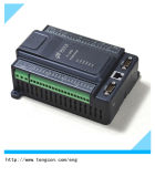 PLC t-910 van het Systeem van de Afstandsbediening van lage Kosten (8AI/2AO/12DI/8DO) met Vrije Software