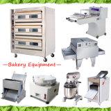 Le gaz ou électrique commerciale ensemble complet de l'équipement de boulangerie