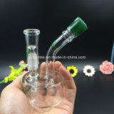 Mini Oil Rig Glass Water Pipe Glass Smoking Pipe