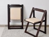 단단한 나무로 되는 접는 의자 거실은 착석시킨다 커피 의자 (M-X2059)를