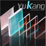 Bandpassfilter/ Optischer Glasfilter/ UV-Glas/