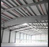 Centro prefabbricato del capannone della struttura d'acciaio (KXD-SSB1299)