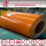 La vente chaude Chine a enduit la bobine d'une première couche de peinture en acier galvanisée