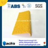 Vetroresina FRP GRP Anti Slip Stair Nosing Passed ABS Certification e SGS Test
