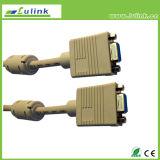 Mâle de câble du VGA au mâle 3+8 3+3 3+4 3+6 3+9